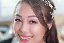 MAKE UP FOR BRIDE VIVIAN by Zbeauty