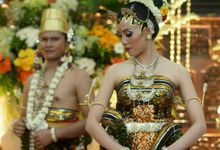 Sarah & Coxxy the Wedding by Bride by Clay Indonesia