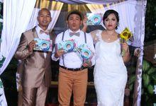 Coffee Weddings By Gabby & Daniel by eMCi Ammho De Monganzen