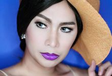 Editorial Makeup by Davey Marquez Makeup Artist