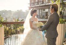 The Wedding Of Desman And Rhenata by Polaris Studio