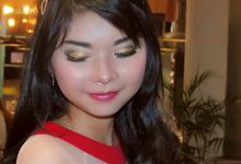 Romantic Makeup Look by Marianna Kuan MUA