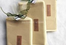 Passport case for Melani & Rifai - Bogor by ZEITGEIST