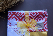 Ethnic Pouch for Aceh Wedding Favors by ZEITGEIST