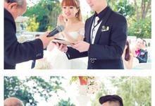 Bridal hairdo & Makeup by Zenmakeup