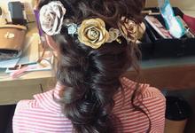 Hairdo & Makeup  by Zenmakeup