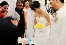 The Wedding of Evan & Getha by Alevia Bali