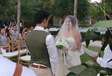 Simon And Jacquiline Wedding by Jeeva Saba