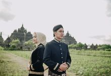 Prewedding session Zhana & Aji by jogjasendu