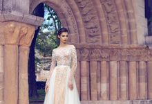 Romantic Dresses By Natalia VASILIEV by Natalia Vasiliev Bridal