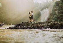 WATERFALL by Maxtu Photography