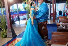 Wedding JALU & NEKI by Gracio Photography