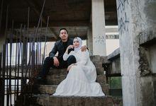 Prewedding Zuhriyah & Ilham by weddstoryid
