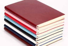 Note Book PU Leather by Zilia Leather
