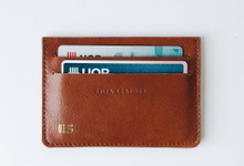 Genuine Leather / Pu Card Holder souvenir gift by Zilia Leather