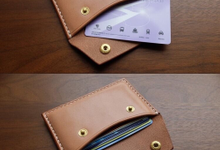 Souvenir Cardholder PU / Genuine Leather by Zilia Leather