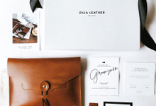 Bridesmaid & Groomsmen Gift by Zilia Leather
