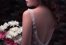 You & Me styled shoot by Zinny Theint Make-up Artistry