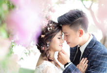 ZA & KSYS prewedding  by Zinny Theint Make-up Artistry