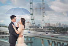 N & T prewedding  by Zinny Theint Make-up Artistry