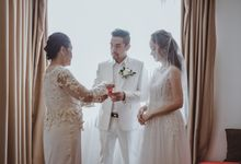 THE WEDDING OF ALIA AND MARTIN by ODDY PRANATHA