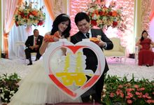 Hauw & Mike Wedding by DESPRO Organizer