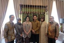 Engagement Of Mada Palupi by Seserahan by Rose Arbor