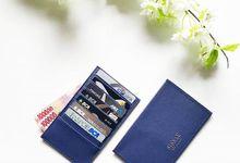 Moeny & Card Wallet by Le'kado