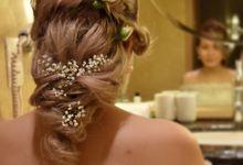 Bride Sherin by Après Makeup