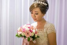 Wedding Hand Bouquets by Liez Florist & Decoration