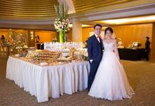 ZOE RAYMOND WEDDING by Neo Garden Catering Pte Ltd
