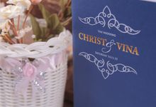Christ & Vina by Grande Gracias Invitations