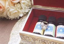 Blue Stone Wedding Gifts by Blue Stone Botanicals