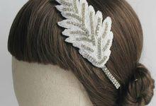 Headband by Yoanamarrie   Headpiece & More