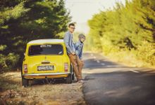 Prewedding Shoot by Homeland Photography