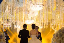 The Wedding Of DEVAN & LIDYA by Best Decor