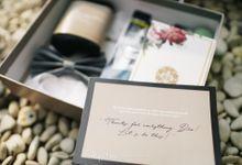 Zulvano & Jesslyn Wedding by Roopa