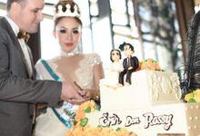 Rossy & Emir Wedding Celebration by Selie Jesse
