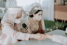 My amazing wedding of Shinta & Gilang by Vaxlera