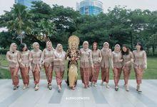 Pernikahan Adat Padang Ditengah Pandemic by 3 Times Wedding Service