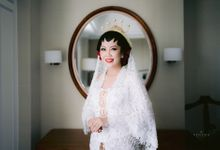 Shangrilla Hotel - Akad Nikah Anis Dony Adat Jogja  by theSerenade Organizer
