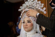 Pernikahan Adat Minimalist by Isomotret Photography
