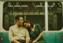 Jakarta Pandemic Love Story by Nocture