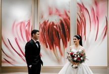 Our Simple Yet Stunning Wedding Day by IKK Wedding Venue