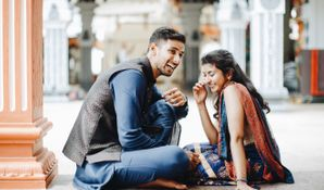 Sahil & Sita Prewedding by Hilda by Bridestory