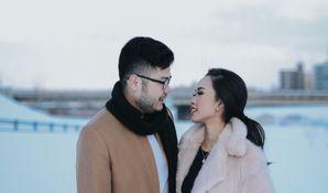 Rico & Ririn Prewedding by Hilda by Bridestory
