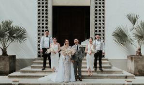 Edwin & Elviany Wedding by Hilda by Bridestory
