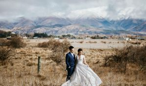 Gerry & Stephanie Wedding by Hilda by Bridestory