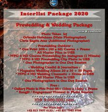 Interlist Package & Crossfade Package 2020 by Retro Photography & Videography