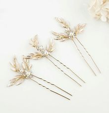 Rosie Wedding Hairpin by Fairytale Undercover